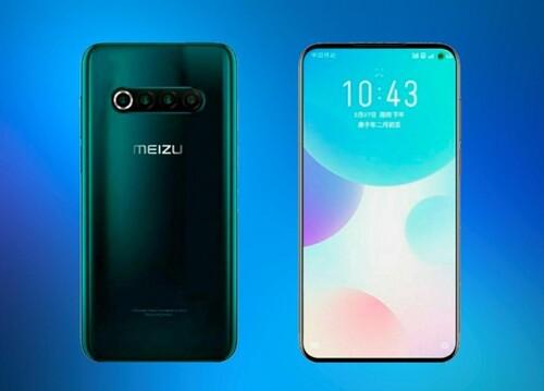 Meizu 17 и 17 Pro 8/128GB