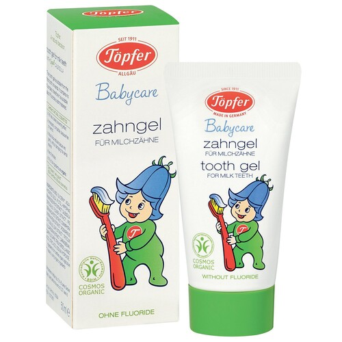 Topfer для молочных зубов