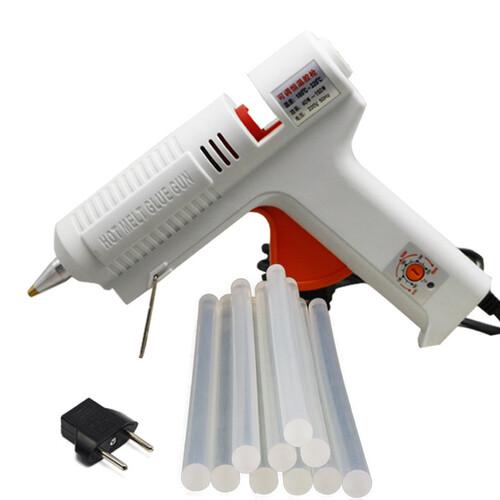 Hot Melt Glue Gun Temperature Adjustable Repair