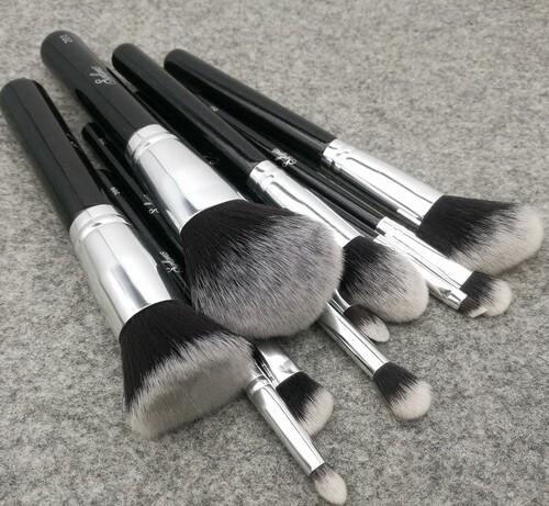 Sylyne makeup brush set 10 шт.