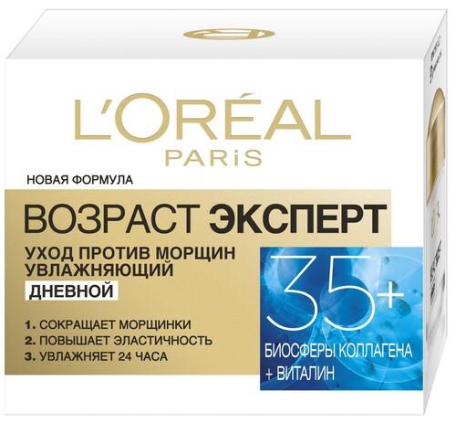 L'Oreal Paris Дневной крем Возраст эксперт 35+