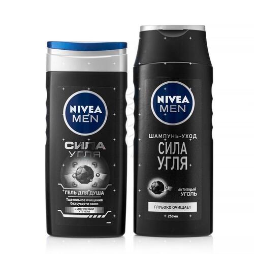 """Nivea """"Сила угля"""""""