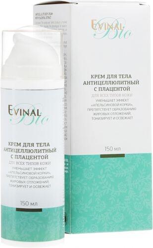 Evinal Антицеллюлитный с плацентой