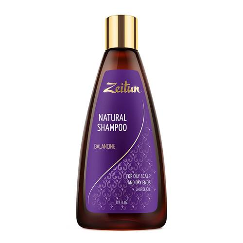 Zeitun Balancing Shampoo №4 и №7