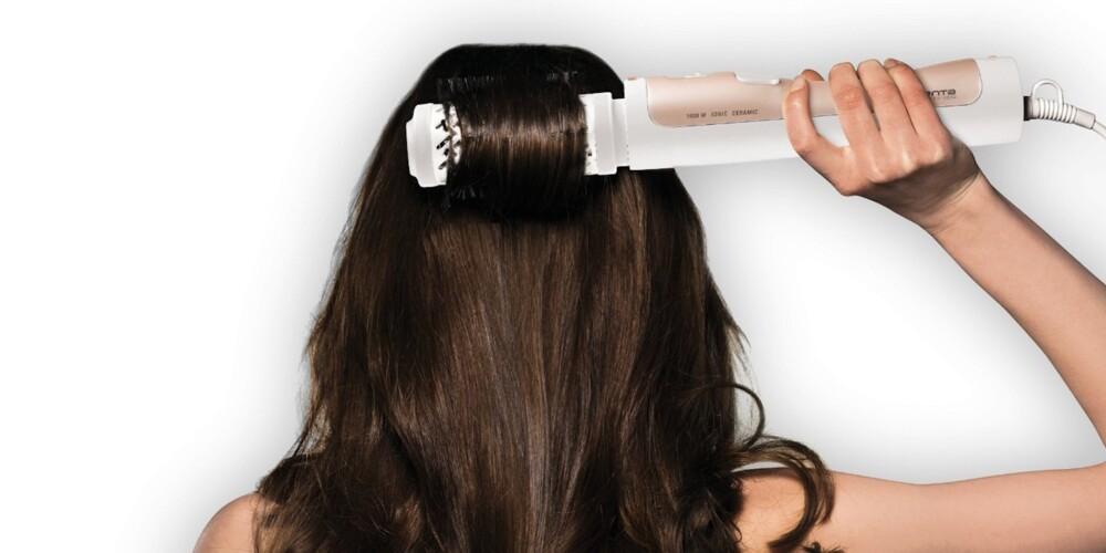 Лучшие фен-щетки для волос