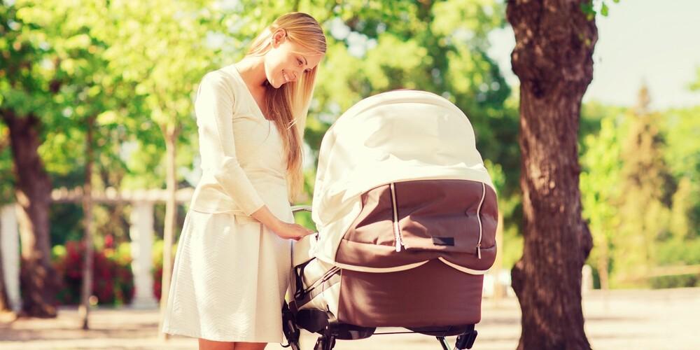 Лучшие коляски для новорождённых