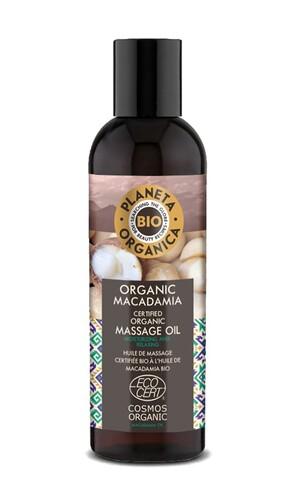 Planeta Organica Organic Macadamia oil 10%
